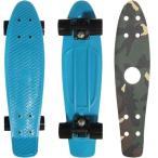 ペニー PENNY 22インチ クラシックシリーズ スケートボード ブルー+デッキテープ カモ PN00205&PGT-004 スケボー クルーザー クリスマス プレゼント
