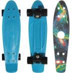 ペニー PENNY 22インチ クラシックシリーズ スケートボード ブルー+デッキテープ GALAXY PN00205&PGT-009 スケボー クルーザー クリスマス プレゼント