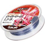 サンライン(SUNLINE) スーパーキャスト テーパーヤーン投 5-12号 220m 526048 ナイロンライン 釣り具 フィッシング 投げ釣り 釣り糸