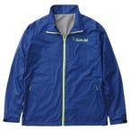 サンライン(SUNLINE) ライトシェルジャケット ブルー S-LL SCW-6113 ウェア 釣り具 フィッシング 防寒 アパレル