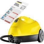 ショッピングケルヒャー ケルヒャー(KARCHER) スチームクリーナー 洗浄器 SC2 1.512-010.0 ボイラー洗浄剤 RM511セット 家庭用 高温 蒸気 洗浄機 黄砂