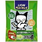 ペットキレイ お茶でニオイをとる砂 7L 133030 ペット用品 猫用品 猫砂