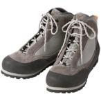 パズデザイン(Pazdesign) ハイブリッドウェーディングシューズ ラジアル・フェルト底 NPG グレー ZWS-614 釣り フィッシング 靴 ウェーディング アウトドア