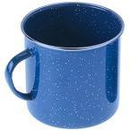 ジーエスアイ(GSI) ホウロウマグカップS(リム付き)BL 11870087010003 コップ 食器 ホーロー アウトドア