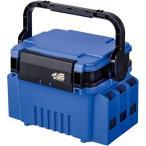 明邦化学工業(MEIHO) ランガン システムBOX 限定カラー ブルー×ブラック VS-7055SP 釣り具 フィッシング バス タックルケース タックルバッグ