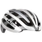 レイザー(Lazer) Z1 ゼットワン ヘルメット ホワイト/シルバー 自転車 サイクル ロードバイク 通勤通学 レース