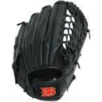 ビーアクティブ(Be Active) 一般用 軟式野球グラブ ブラック 野球 一般軟式用 グローブ オールラウンド