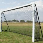クイックプレイ(QUICKPLAY) マッチコンボ リバウンダー兼用 2WAY サッカーゴール 2.4×1.5m 組み立て式 UPVC製 全天候型 折りたたみ可能 MC8 サッカー ゴール
