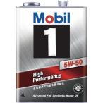 モービル(Mobil) 5W-50 SN 4L ガソリン車用オイル 117097 カー用品 メンテナンス ドライブ 燃費