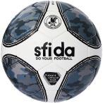スフィーダ(sfida) フットサルボール INFINITO NEO 4号球 ネイビー BSF-IN22 JFA検定球 練習 試合 レプリカモデル