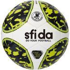 スフィーダ(sfida) フットサルボール INFINITO NEO 4号球 イエロー BSF-IN22 JFA検定球 練習 レプリカモデル
