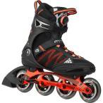 ケーツー(K2) F.I.T BOA メンズ インラインスケート ブラック/オレンジ I150201401 ローラースケート ローラーブレード 大人用