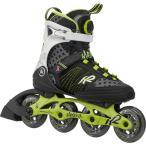 ケーツー(K2) ALEXIS BOA レディース インラインスケート ライム/ブラック I150201501 ローラースケート ローラーブレード 大人用 女性用