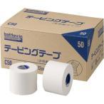 ニチバン(NICHIBAN) バトルウィン テーピングテープ Cタイプ 非伸縮 50mm 12ロールセット C50 固定用 スポーツケア用品 けが防止