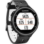 ガーミン(GARMIN) ランニングウォッチ GPS ForeAthlete 230J フォアアスリート 230J ブラック×ホワイト 日本正規品 010-03717-87 腕時計 トライアスロン