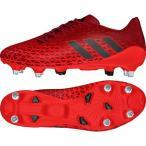 アディダス(adidas) クレージークイック マリシィ SG レッド/ブラック/レッド KDW00 AQ2041 ラグビー スパイク フットウェア