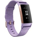 フィットビット(FitBit) フィットネストラッカー Charge3 Special Edition Lavender L/Sサイズ FB410RGLV-CJK 活動量計 心拍計 ランニング スイム