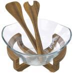 スパイス(SPICE) BONO BONO ガラスボウル&サービングセット WHLT7029 雑貨 プレゼント お皿 デコレーション キッチン用品