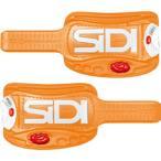 シディ(SIDI) SOFT INSTEP ソフト インステップ 3 ORG/WHT 自転車 サイクル ビンディングシューズ カスタムパーツ バイク