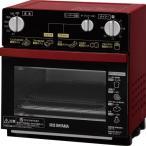 アイリスオーヤマ(IRIS OHYAMA) ノンフライ熱風オーブン(HC向け) レッド FVH-D3A-R ノンフライヤー オーブンレンジ 調理家電