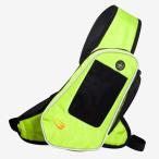 ボディメーカー(BODYMAKER) ランニングボディバッグ BR015 GR ランニング リュック 携帯ケース かばん