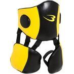 ボディメーカー(BODYMAKER) スパーリングプロテクター KP031 トレーニング用品 胴・太腿 プロテクター・防具 武道・格闘技