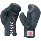 九櫻(クサクラ) 拳法グロ−ブ 1組 R100K 黒 日本拳法 SWE 08
