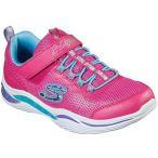 スケッチャーズ(SKECHERS) ジュニア パワーペタルス POWER PETALS ネオン/ピンク/マルチ 20202L NPMT キッズ カジュアルシューズ スニーカー 子供靴 運動靴