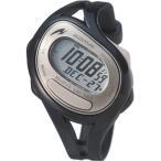 ソーマ(SOMA) RunONE 50(ランワン50) DWJ23-0002 ブラック/ピンクゴールド ランニングウォッチ ラップ 腕時計 マラソン