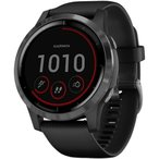 ガーミン(GARMIN) GPSスマートウォッチ vivoactive 4 ブラック/スレート 010-02174-17 ランニングウォッチ 腕時計 心拍計 ライフログ GPS 防水