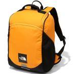 ノースフェイス(THE NORTH FACE) キッズ デイパック レクタング K Rectang ジニアオレンジ NMJ71802 ZI リュック 鞄 かばん バッグ アウトドア カジュアル