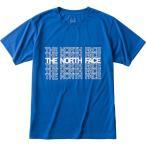 ノースフェイス(THE NORTH FACE) メンズ ショートスリーブマルチロゴティー S/S Multi Logo Tee ターキッシュブルー NT31804 TH 半袖 Tシャツ