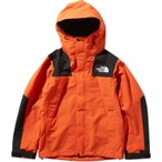 ノースフェイス(THE NORTH FACE) メンズ マウンテンジャケット MOUNTAIN JACKET パパイヤ NP61800 PG 通勤通学 アウトドアウェア カジュアル 防寒