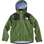 ノースフェイス(THE NORTH FACE) マウンテン レインテックス ジャケット MOUNTAIN RAINTEX JACKET SG/スカリオングリーン NPW11501 アウトドアウェア