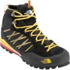 ショッピング登山 ノースフェイス(THE NORTH FACE) ヴェルト S3K II GORE-TEX(ユニセックス) KY/TNFブラック×TNFイエロー NF51611 靴 シューズ ブーツ 防水 登山