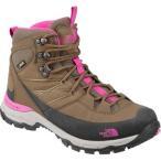 ショッピング登山 ノースフェイス(THE NORTH FACE) クレストンミッド GORE-TEX(レディース) BP/カブブラウン×リナリアピンク NFW51620 靴 シューズ ブーツ 防水 登山