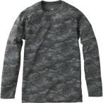 ノースフェイス(THE NORTH FACE) ロングスリーブ MA クルー NT61791 KC/ブラックカモ ランニングウェア トレーニングウェア 長袖 Tシャツ メンズ