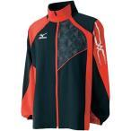 ミズノ(MIZUNO) トレーニングクロスシャツ 62JC602196 テニスウェア バドミントンウェア 長袖ジャケット メンズ レディース