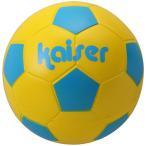 カワセ(KAWASE) ソフトサッカーボール3号 イエロー×ブルー KW-227YSBL コンペグッズ ファミリースポーツ レジャー用品 子供