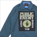 SUPREME x UNDERCOVER x Public Enemy Work Jacket DUSTY TEAL 228-000155-045+【新品】(OUTER)