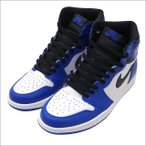 NIKE(ナイキ) AIR JORDAN 1 RETRO HIGH OG (エアジョーダン) GAME ROYAL/BLACK-SUMMIT WHITE 555088-403 291-002405-294+【新品】(フットウェア)
