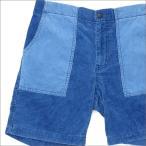 ショッピングロンハーマン RHC Ron Herman(ロンハーマン) Indigo Corduroy Shorts (ショーツ) BLUE 244-000752-044x【新品】(パンツ)