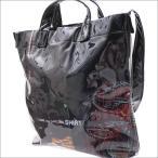 ショッピングCOMME COMME des GARCONS SHIRT(コムデギャルソン シャツ) PVC SHOULDER BAG (ショルダーバッグ) BLACK 277-002521-011x【新品】(グッズ)