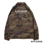 APPLEBUM (アップルバム)Woodland Coach Jacket[コーチジャケット]CAMO850-003846-039(OUTER)
