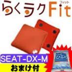 ラクラクフィット 車椅子用形状記憶クッション らくらくFit SEAT-DX-M 楽々フィット キュービーズ キュキュ シリーズから登場 HIPソファ ヒップソファ