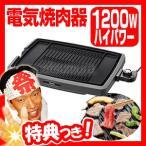 無煙グリル 電気焼肉器 無煙ロースター 電気焼肉プレート 電気ホットプレート 焼き肉プレート 煙の出にくい穴あきプレート