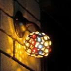 玄関照明 玄関 照明 門柱 照明 屋外 照明 ガラス玉門灯CNR ハンドメイド 外灯 ブラケット 照明器具 おしゃれ