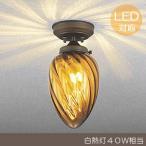 玄関照明 玄関 照明 LED 屋外 ポーチライト 門柱灯 門灯 外灯 OG041311LD 外灯 ブラケット E17 LED電球クリアミニクリプトン形 4.8W