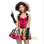 ハロウィン コスプレ 衣装  カリビアン 風 魔女 女海賊  ハロウィン 仮装  コスチューム かわいい Halloween衣装 仮装 パーティー