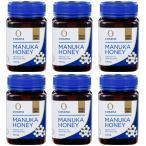 マヌカハニー MGO550+ 500g 6個セット cosana コサナ ニュージーランド産はちみつ